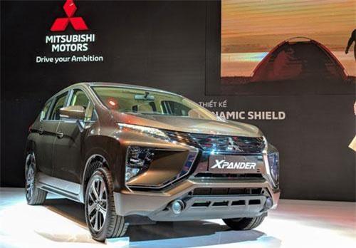 Mitsubishi Xpander sắp được lắp ráp tại Việt Nam, giá rẻ hơn