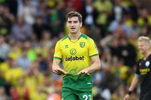 Tiền vệ: Kenny McLean (Norwich City).