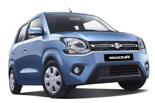 9. Maruti Suzuki Wagon R (doanh số: 77.956 chiếc).