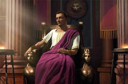 Hoàng đế La Mã nắm giữ khối tài sản 4.600 tỷ USD