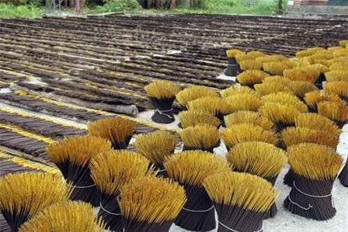 """Ấn Độ hạn chế nhập khẩu hương nhang: Hơn 40 doanh nghiệp Việt Nam """"kêu cứu"""""""