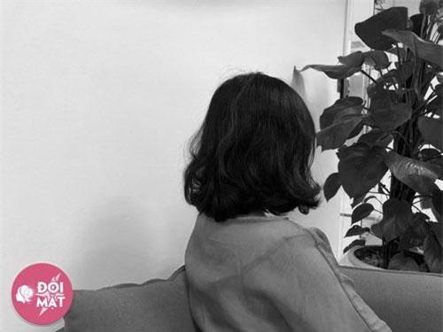 Chị Lam hiện sinh sống ở Lào Cai chia sẻ câu chuyện của mình