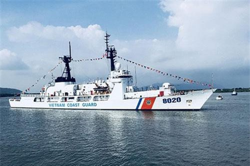 Khám phá pháo hạm cỡ lớn nhất trên tàu Cảnh sát biển Việt Nam
