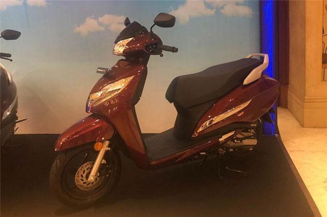 Chi tiết xe ga Honda siêu tiết kiệm xăng, giá gần 22 triệu đồng
