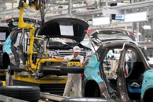 Trung Quốc khó duy trì mức tăng trưởng kinh tế 6%/năm