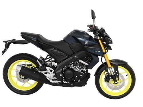Đối thủ của Yamaha MT-15 là Honda CB150R hiện đang có giá bán 108 triệu đồng