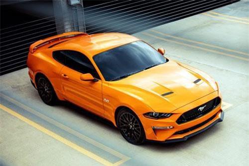 Top 10 xe coupe bán chạy nhất thế giới: Ford Mustang số một