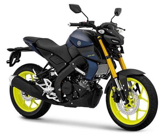 Naked bike cỡ nhỏ Yamaha MT-15