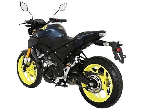 Mẫu xe này được Yamaha phân phối với giá 78 triệu đồng