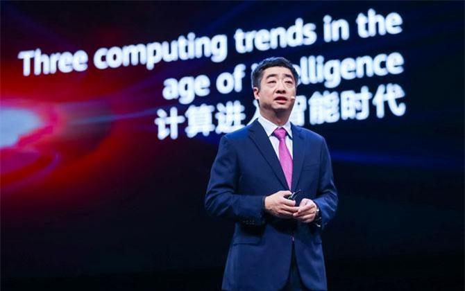 Huawei công bố chiến lược điện toán và cụm đào tạo AI nhanh nhất thế giới