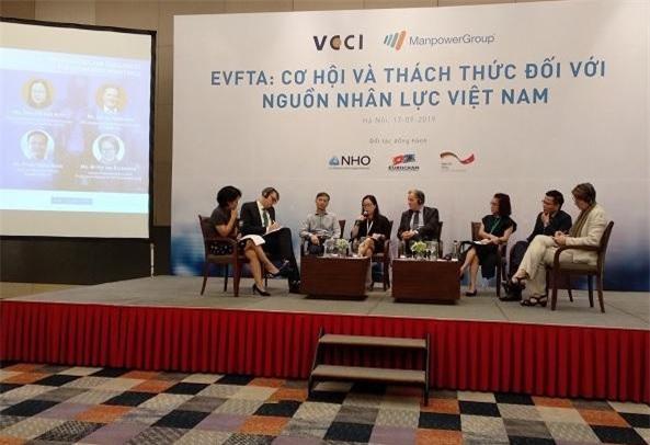 Gia nhập EVFTA: Tìm lời giải cho vấn đề tồn đọng của lao động Việt Nam