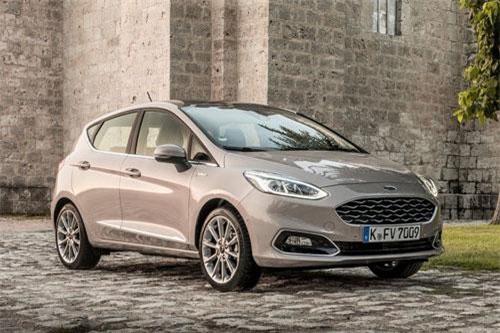 4. Ford Fiesta (doanh số: 179.037 chiếc).