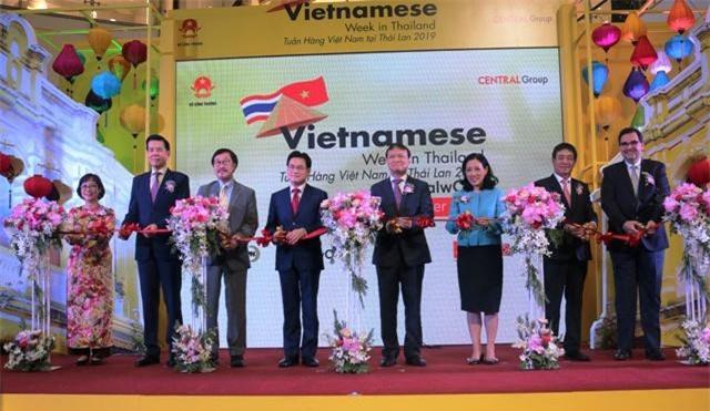 Tuần hàng Việt Nam tại Thái Lan 2019