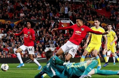 Man Utd đã có chiến thắng khá vất vả.