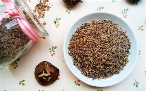 7 công thức làm hạt nêm cho con từ nguyên liệu tự nhiên, bé ăn dặm ngon lành, lớn nhanh như thổi