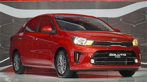 """""""Chốt"""" giá từ 399 triệu đồng, Kia Soluto sẽ """"khuấy đảo"""" phân khúc hạng sedan hạng B?"""
