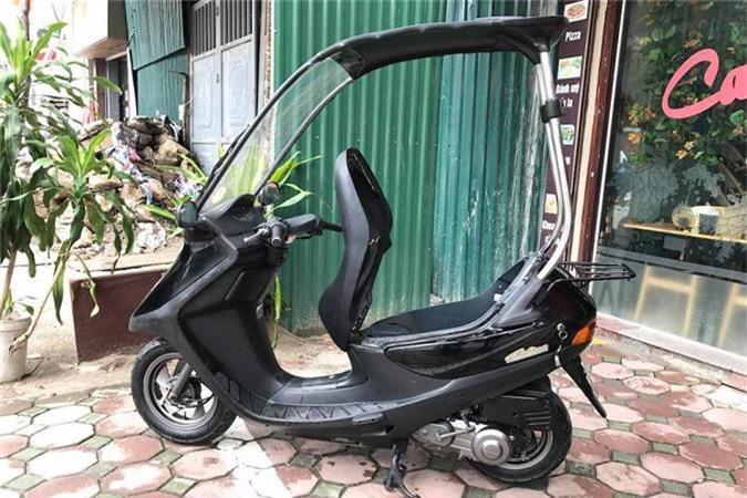 Xe tay ga Honda di mua khong so uot da tai Ha Noi-Hinh-9