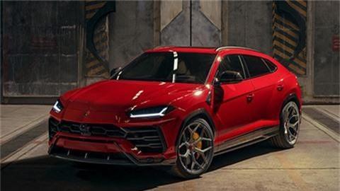 """Lamborghini Urus xuất hiện """"cực ngầu"""" với bản độ động cơ gần 800 mã lực"""