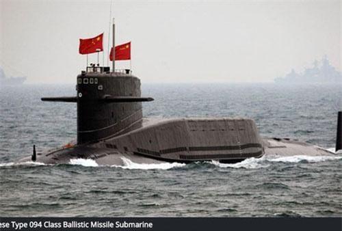 Tàu 094 Tấn.