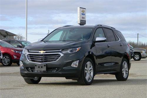 8. Chevrolet Equinox (doanh số: 233.857 chiếc).