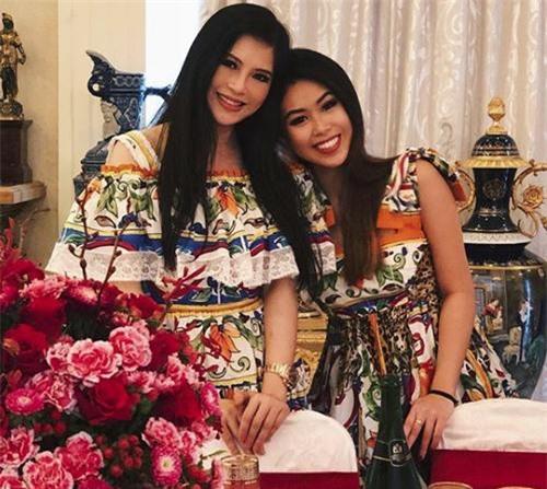 Nữ doanh nhân Thủy Tiên - con gái Thảo Tiên