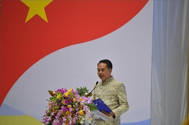 Hội nghị Xúc tiến thương mại Thái Lan - Việt Nam quốc tế mở rộng - Ảnh 3.