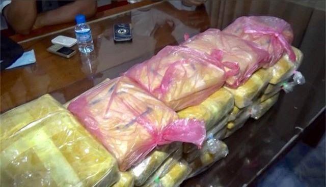 Chặt đứt đường dây vận chuyển ma túy vào Việt Nam với số lượng lớn - Ảnh 3.
