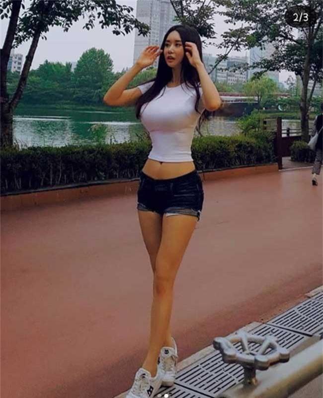 """mac jean 3 co gai han cung khoe duoc duong cong """"than thanh"""" hinh anh 15"""