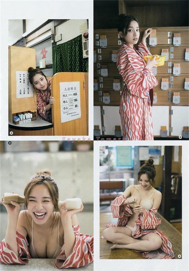 Nhan sắc nóng bỏng của hai mỹ nhân có vẻ đẹp gợi cảm bậc nhất Nhật Bản - Ảnh 9.
