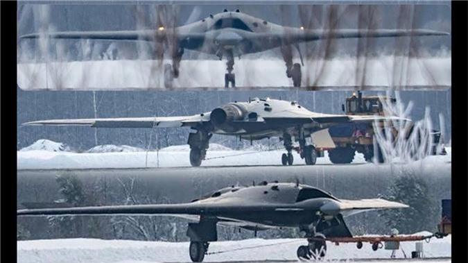 S-70 Okhotnik cua Nga bi boc me la
