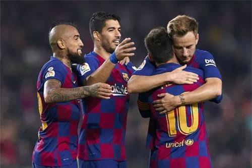 Lịch thi đấu, BXH vòng 12 La Liga: Levante - Barcelona, Real Madrid - Real Betis... - Ảnh 1.