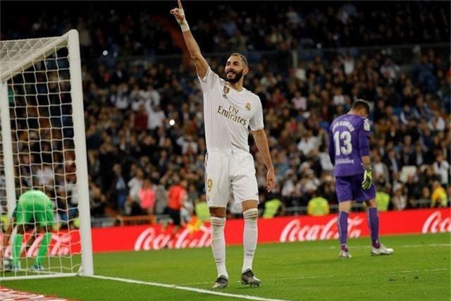 Lịch thi đấu, BXH vòng 12 La Liga: Levante - Barcelona, Real Madrid - Real Betis... - Ảnh 3.
