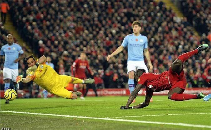 Liverpool vs Man City, trực tiếp Liverpool vs Man City, VAR, bóng chạm tay Arnold,