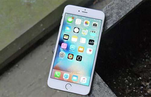 iPhone 6sPlus.