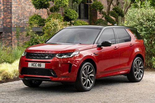 4. Land Rover Discovery Sport 2020 (giá khởi điểm: 37.800 USD).