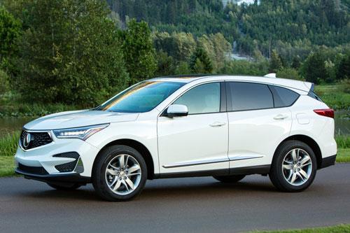 6. Acura RDX 2020 (giá khởi điểm: 37.600 USD).