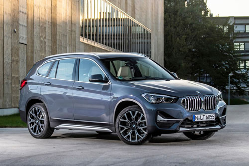 7. BMW X1 2020 (giá khởi điểm: 37.200 USD).