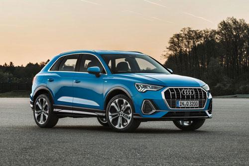 9. Audi Q3 2020 (giá khởi điểm: 34.700 USD).