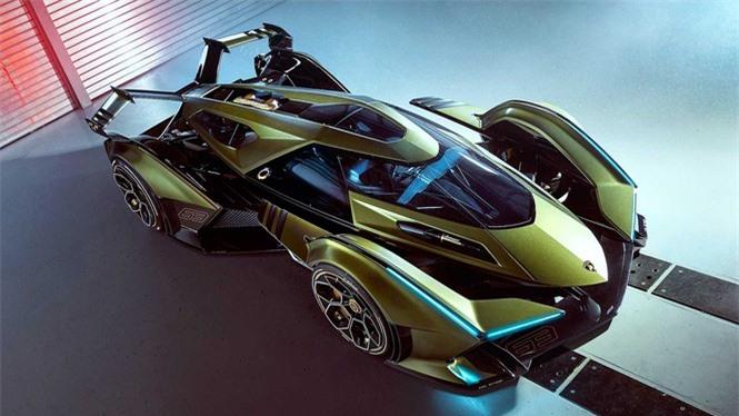 Lamborghini mang concept 'siêu ấn tượng' từ game ra đời thực - ảnh 5