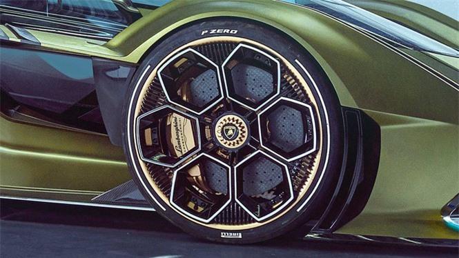 Lamborghini mang concept 'siêu ấn tượng' từ game ra đời thực - ảnh 6