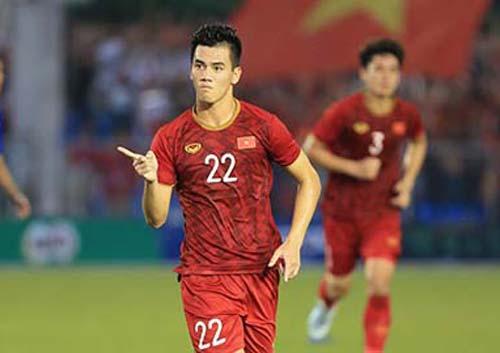 Tiến Linh đã ghi được 6 bàn thắng tại