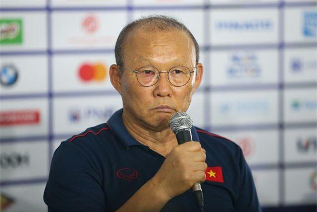 HLV Park Hang Seo: Toàn đội sẽ chiến đấu vì giấc mơ HCV SEA Games - 1