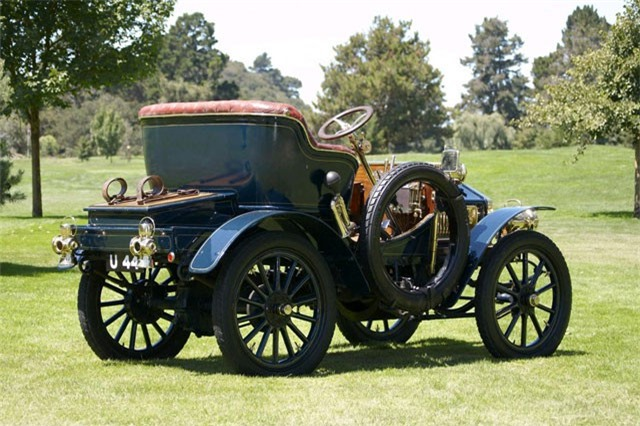 1. Royce 10HP 1904.