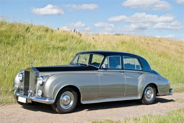 6. Rolls-Royce Silver Cloud I 1955.