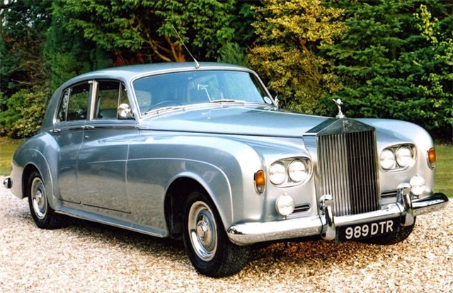 7. Rolls-Royce Silver Shadow 1965.