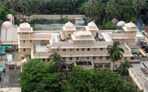 Dinh thự Lincoln House giá 120 triệu USD ở Mumbai.