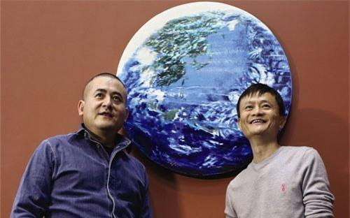 Bức tranh của tỷ phú Jack Ma được bán với giá 5,4 triệu USD