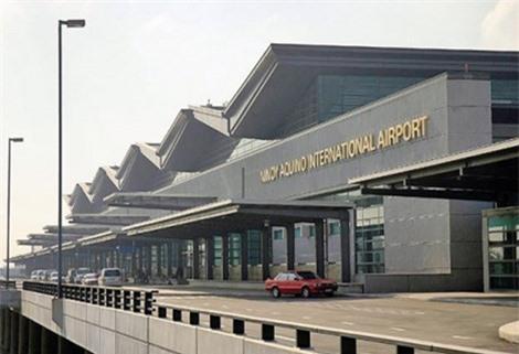 Vụ việc xảy ra tại sân bay quốc tế Ninoy Aquino.