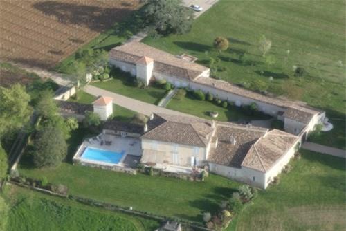 Khu đất rộng 85 héc ta ở vùng Bordeaux của tỷ phú Jack Ma