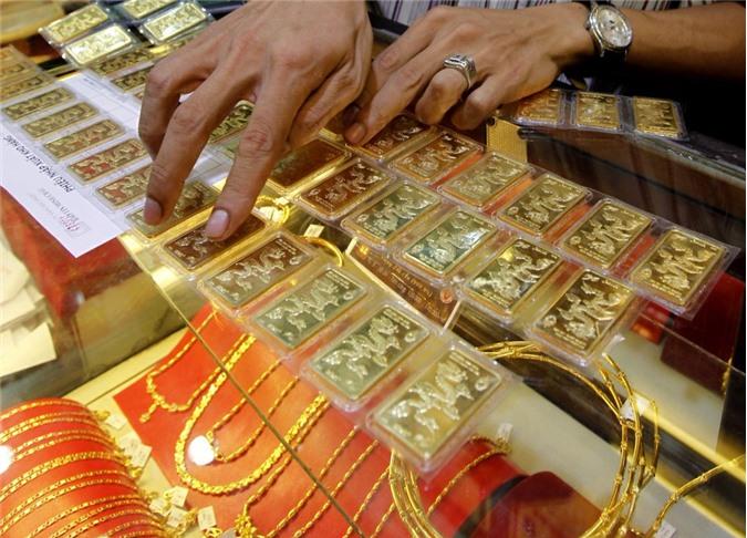 Giá vàng ngày 27/9: Vàng SJC tăng nhiệt